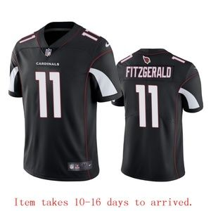 Mens Arizona Cardinals #11 Larry Fitzgerald Jersey